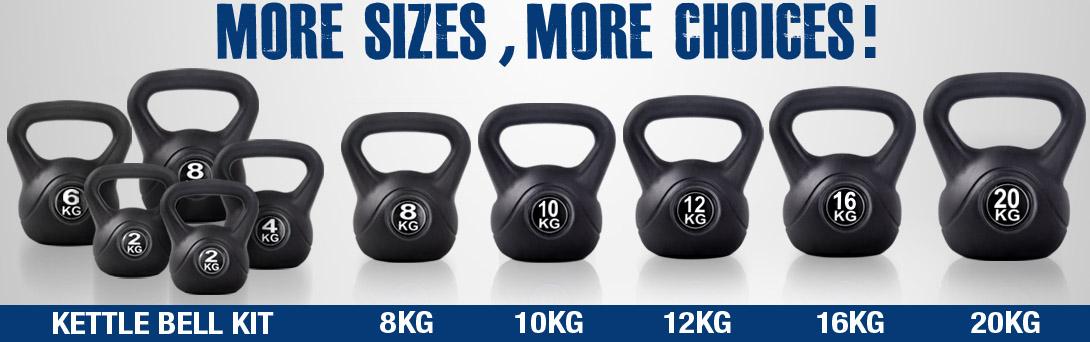 ... Kettle Bell Training Weight SET Fitness GYM Exercise Kettlebell | eBay