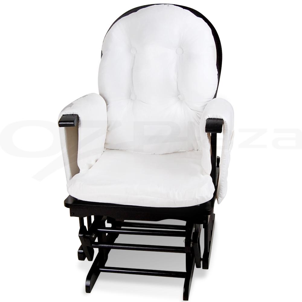 Glider Baby Breast Feeding Sliding Rocking Chair With