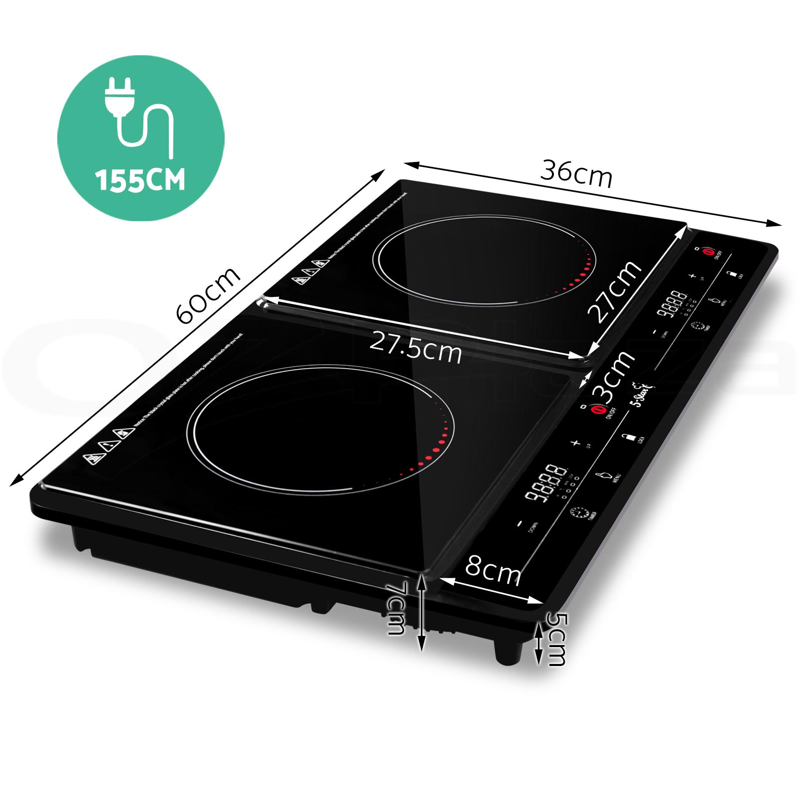 Best Induction Cookers ~ Star chef electric induction cooktop portable kitchen