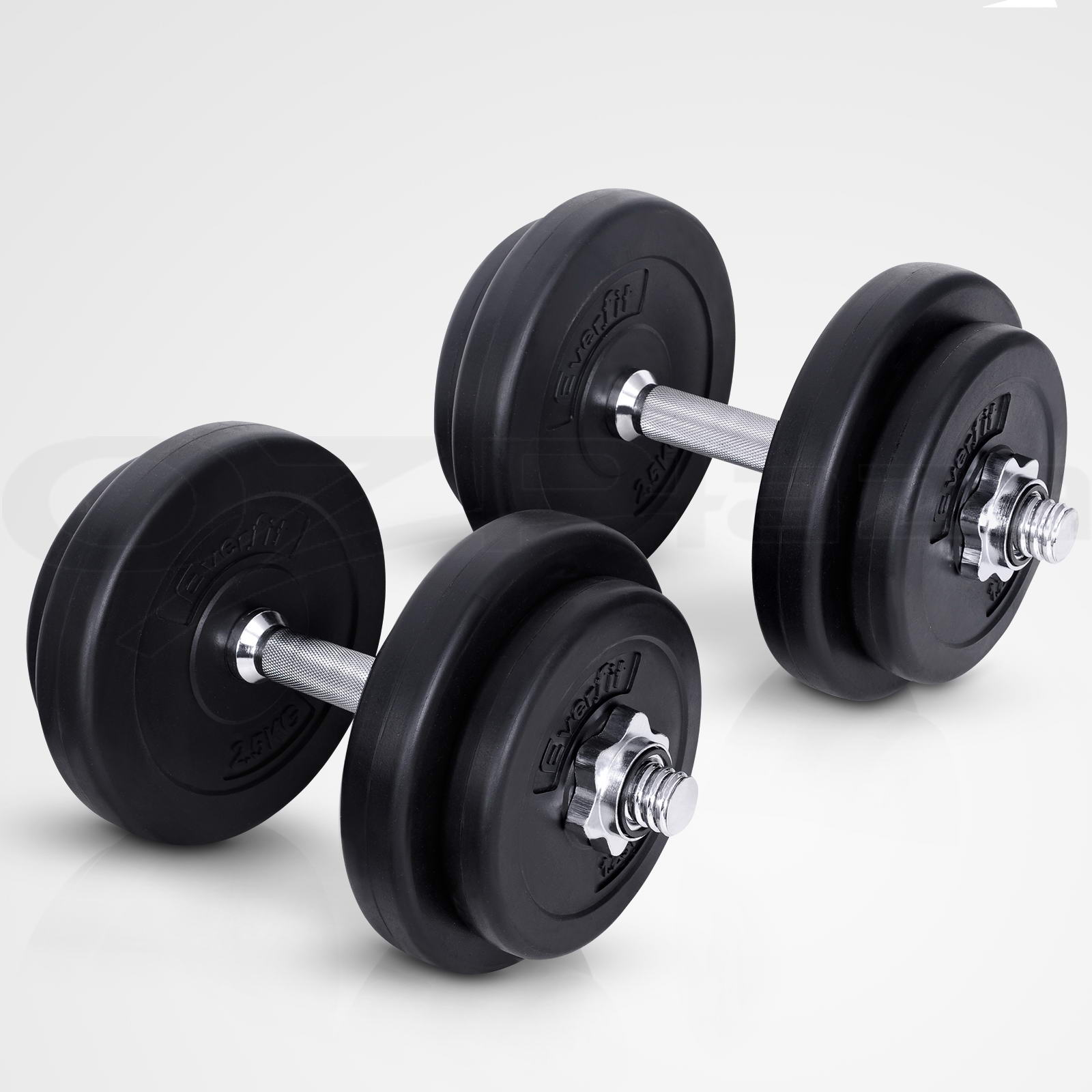 Powerblock Used: Everfit Dumbbell Set Weight Dumbbells Plates Home Gym