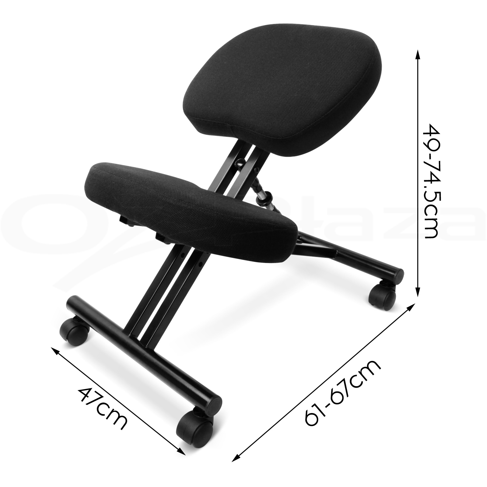 Posture Kneeling Chair adjustable kneeling chair office stool stretch knee yoga posture