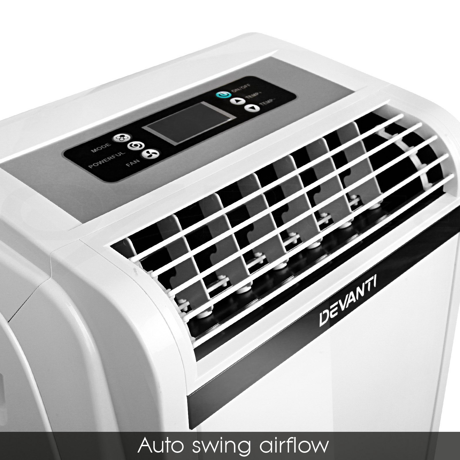 Devanti Portable AIR Conditioner 5 0KW Peak Cooling FAN Dehumidifier  #218489