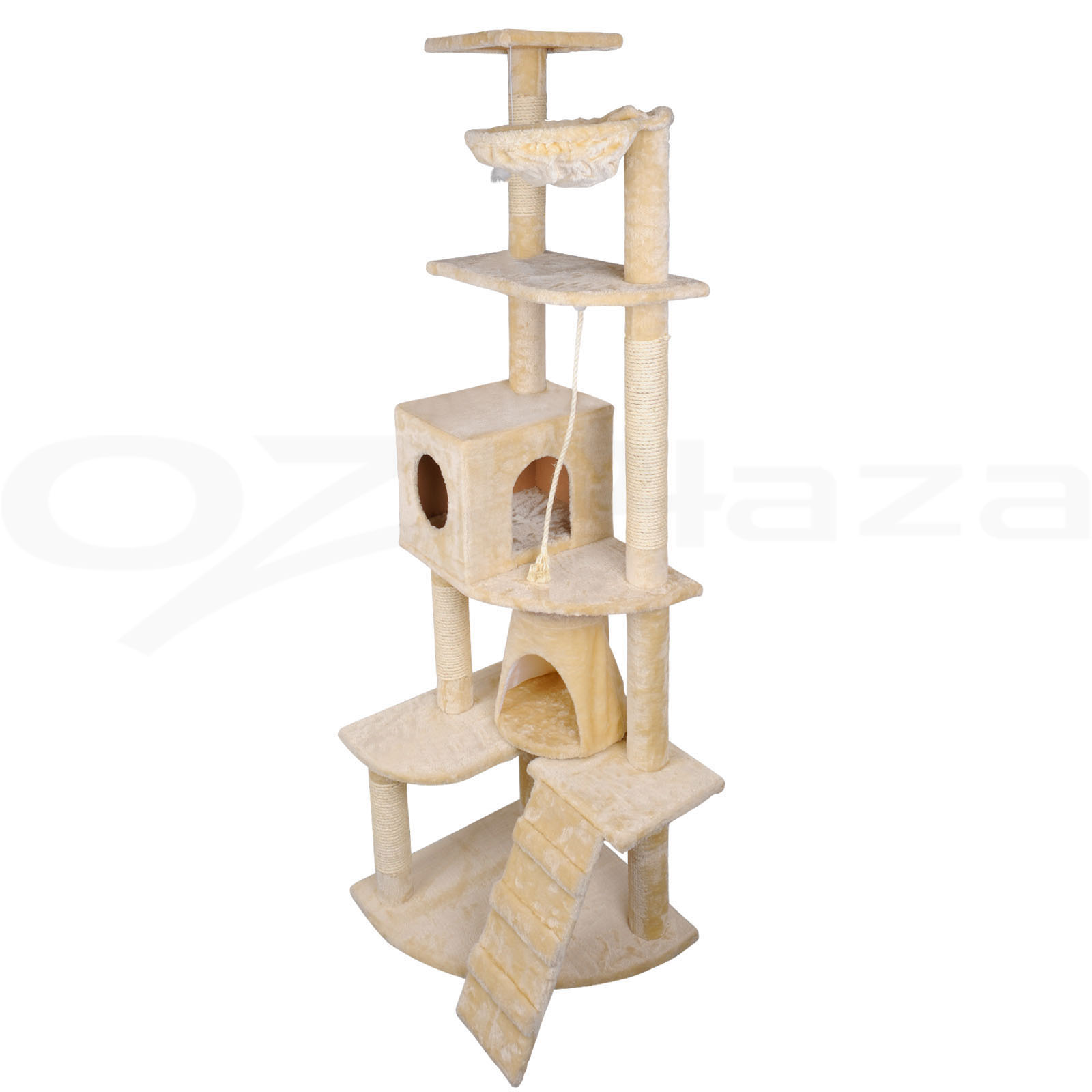 Cat Tree Pet House Toys Scratch Post Furniture Gym Condo
