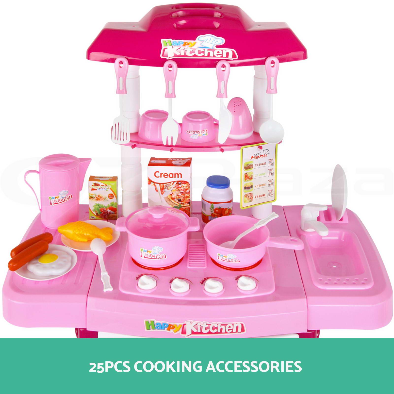 Pink Play Kitchen Set fine play kitchen set cardboard ecofriendly green family e in design