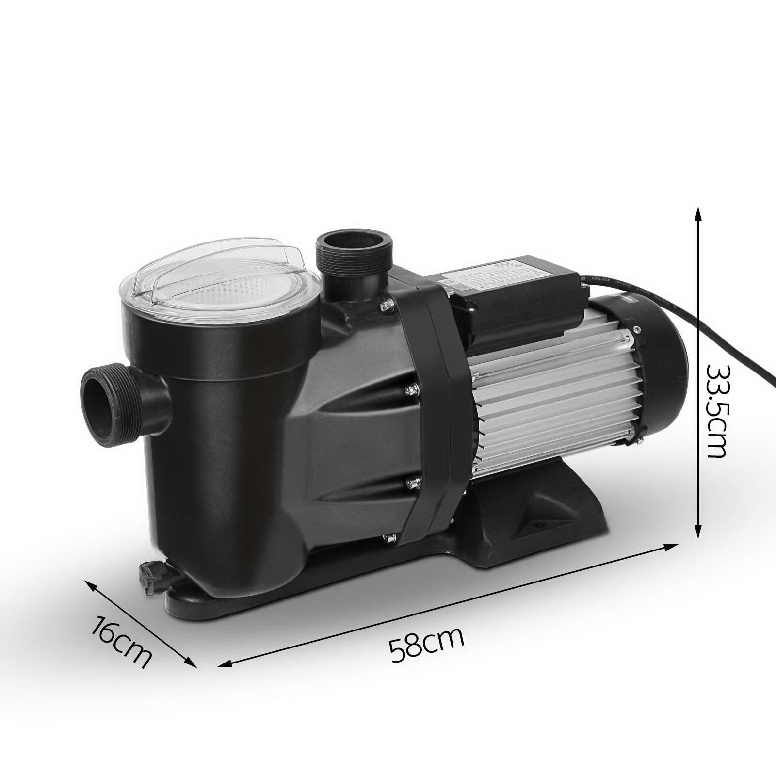 Swimming Pool Pressure : Hp w swimming pool spa electric water pump pressure