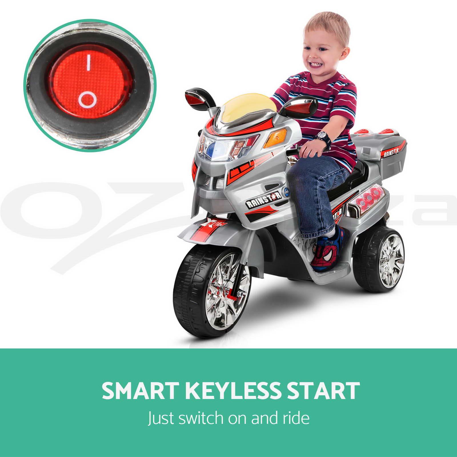 Kids ride on car motorbike motorcycle children motorised Motorized kids toys