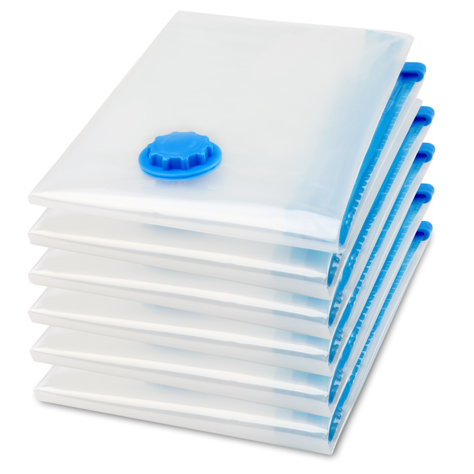 12 x large vacuum storage bags saver seal compressing. Black Bedroom Furniture Sets. Home Design Ideas