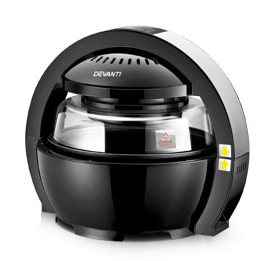 5-Star-Chef-Air-Fryer-Oven-Cooker-13L-LCD-Digital-1300W-Multifunctional-Healthy thumbnail 24