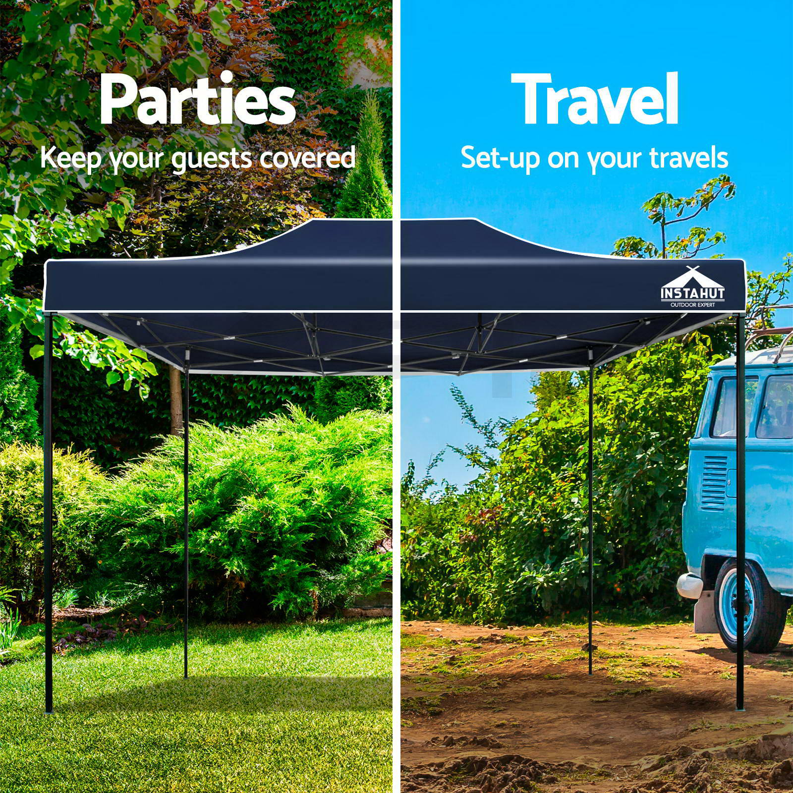 3x4-5m-Gazebo-Outdoor-Pop-Up-Tent-Folding-Marquee-Party-Wedding-Camping-Canopy