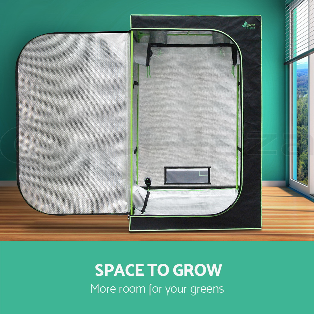 Greenfingers-Grow-Tent-Kits-Hydroponics-Indoor-Reflective-600D-Oxford-Cloth thumbnail 28