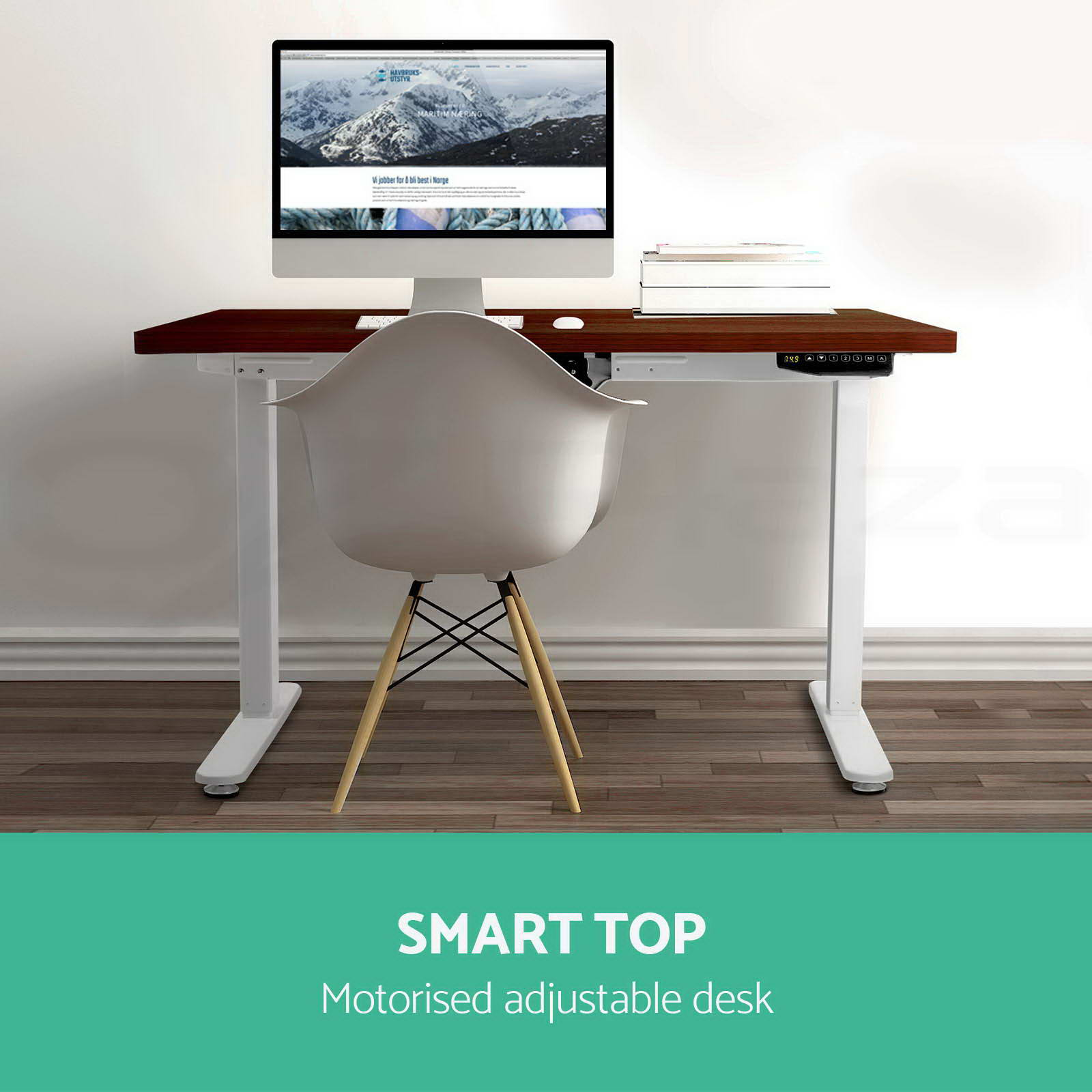 monitor stand stay in computer taskmate this to sit manufactures single the proudly with your desks pin energy arm healthpostures desk standing adjustable focused and u go increase its