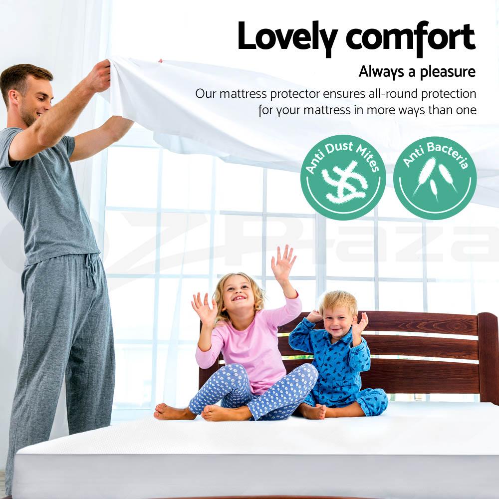 Giselle-Bedding-Memory-Foam-Mattress-Topper-8CM-Underlay-Cover-Protector-S-D-Q-K