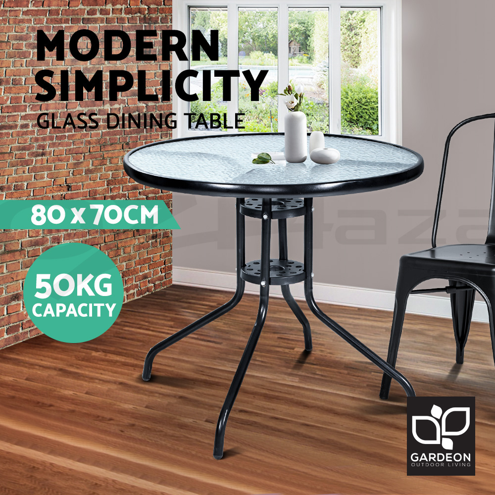 thumbnail 81 - Gardeon Outdoor Furniture Dining Chairs Chair Table Patio Bistro Garden Coffee