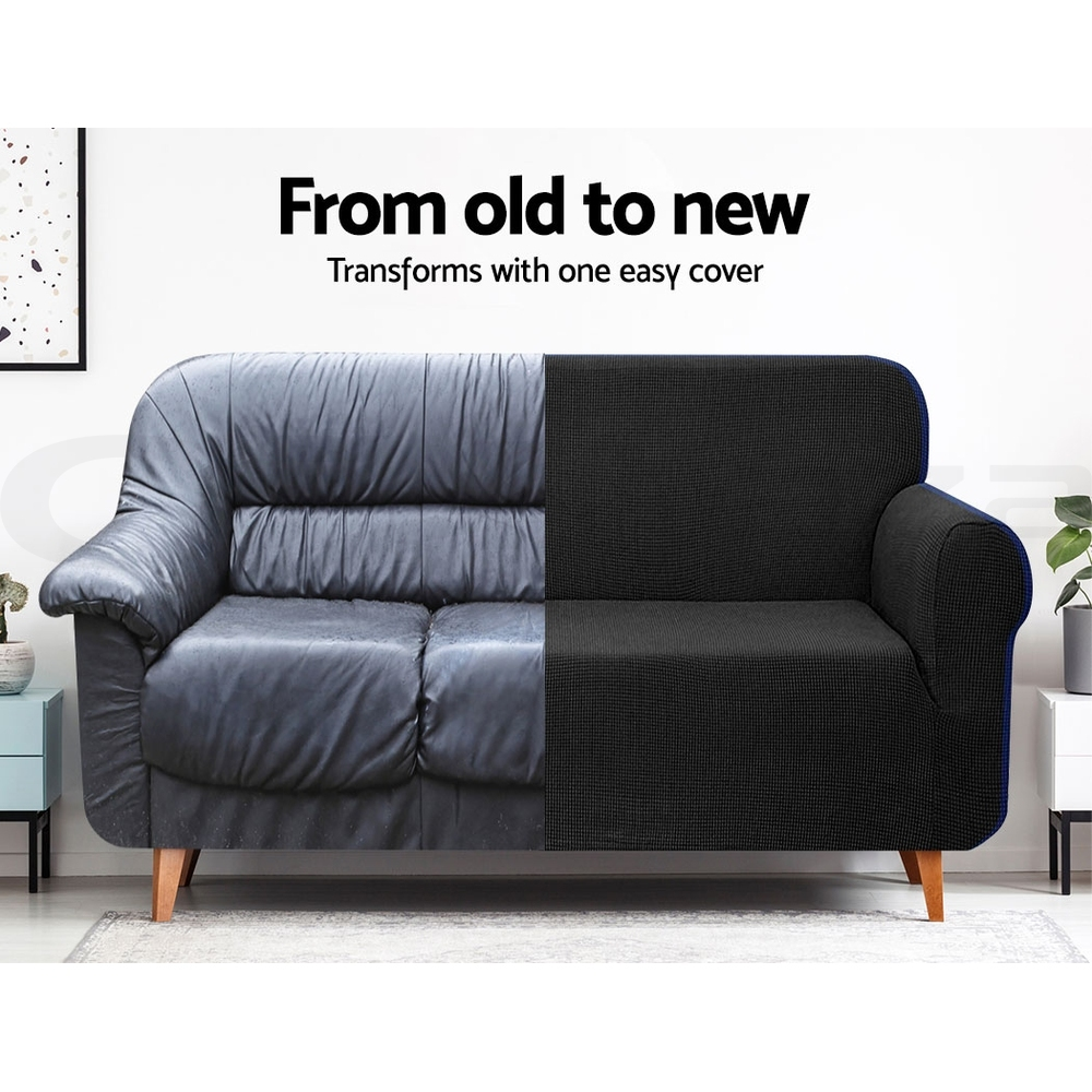 Artiss-Sofa-Cover-1-2-3-Seater-Couch-Covers-Recliner-Lounge-Protector-Slipcovers thumbnail 15