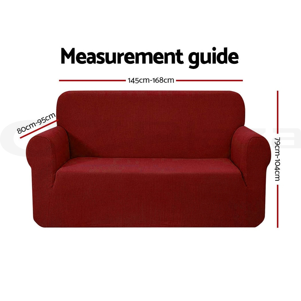 Artiss-Sofa-Cover-1-2-3-Seater-Couch-Covers-Recliner-Lounge-Protector-Slipcovers thumbnail 104