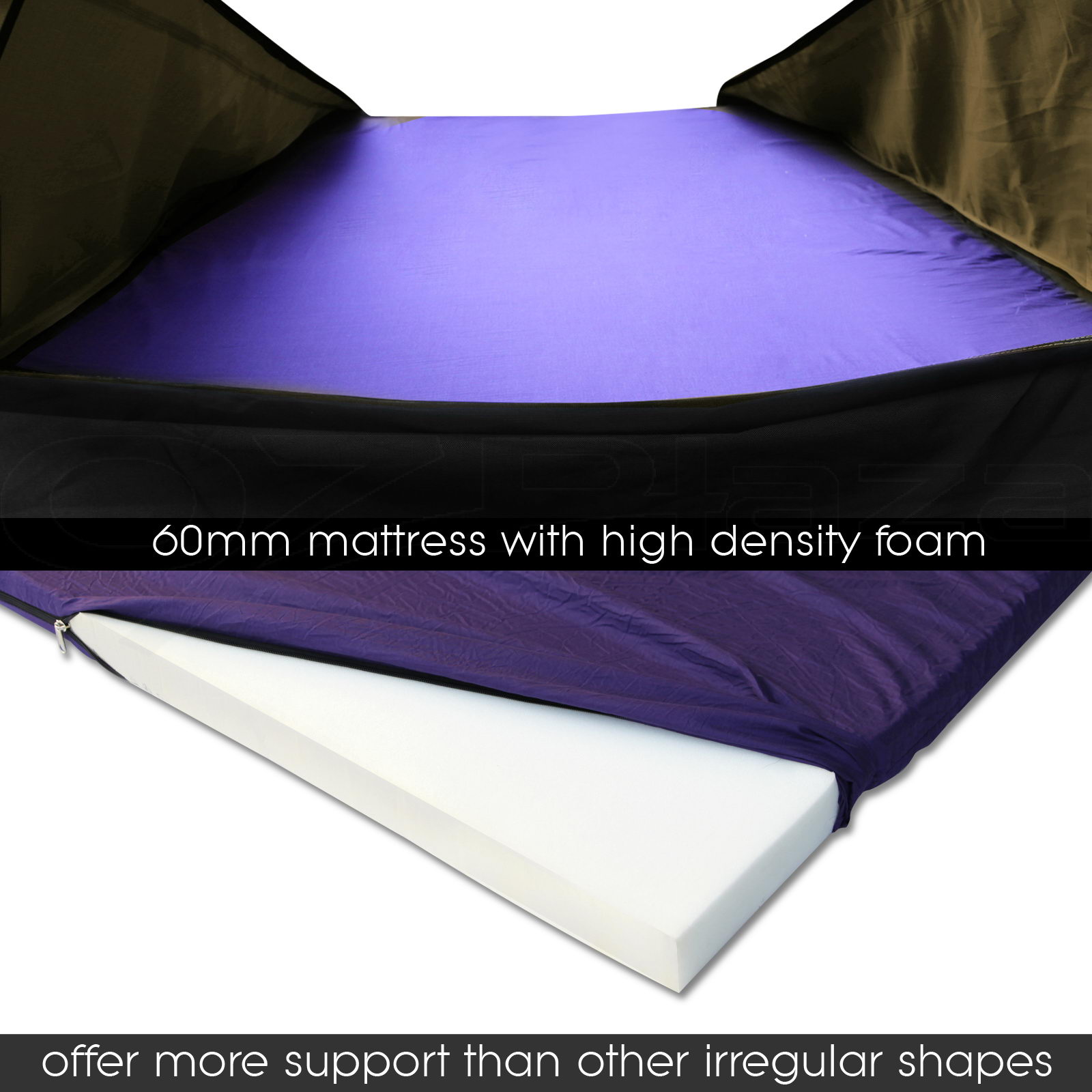 Weisshorn-XXL-King-Single-Swag-Camping-Swags-Canvas-Tent-Deluxe-Extra-Large