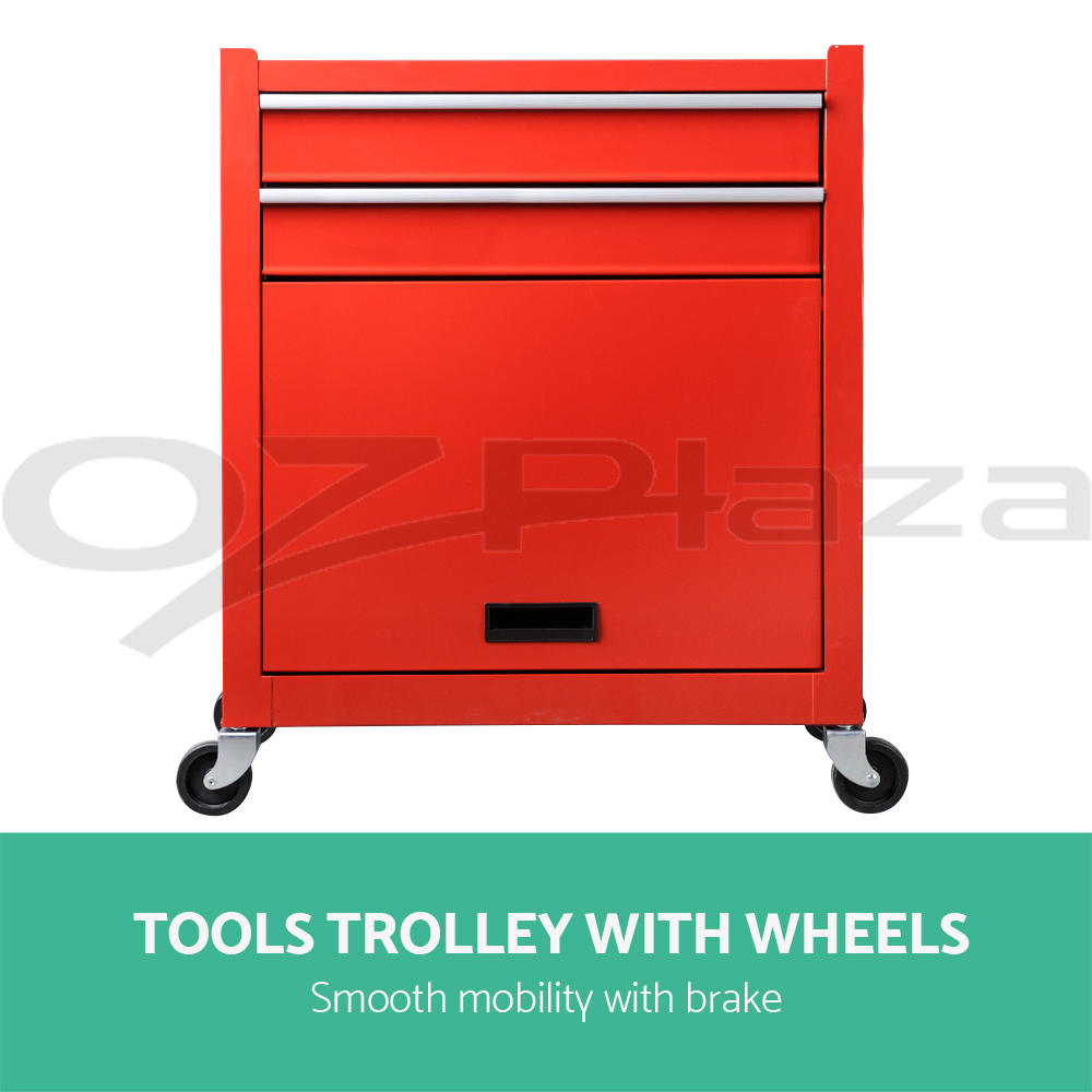 Giantz-Tool-Box-Chest-Toolbox-Cabinet-Trolley-Garage-Storage-5-15-Drawers-Boxes thumbnail 223