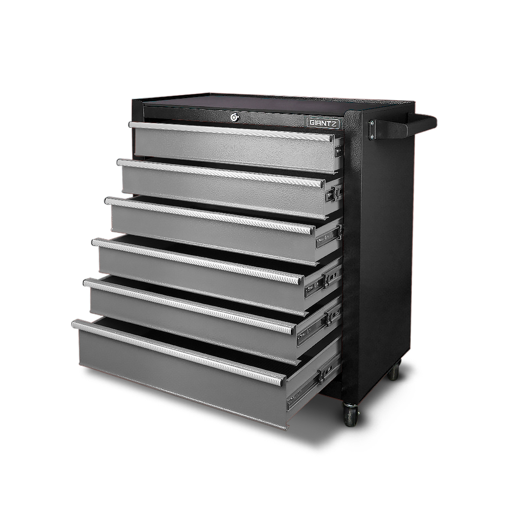 Giantz-Tool-Box-Chest-Toolbox-Cabinet-Trolley-Garage-Storage-5-15-Drawers-Boxes thumbnail 162