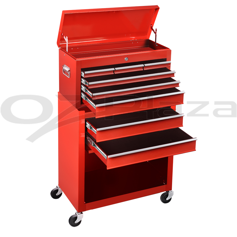Giantz-8-Drawer-Mechanic-Tool-Box-Chest-Cabinet-Toolbox-Trolley-Roller-Castors