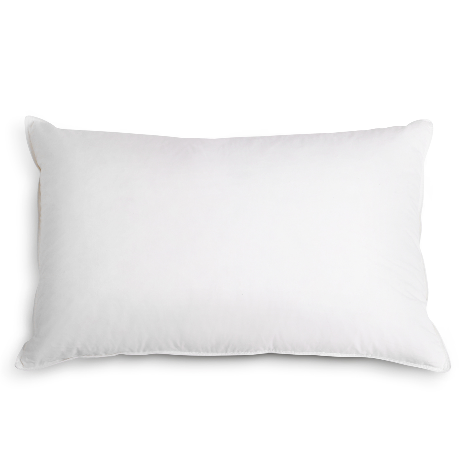 Giselle Bedding Family Hotel 4 Pack Bed Pillows Soft Medium Firm Cotton 48X73CM